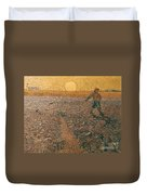 Van Gogh: Sower, 1888 Duvet Cover
