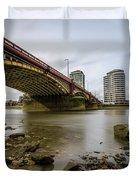 Vauxhall Bridge Duvet Cover