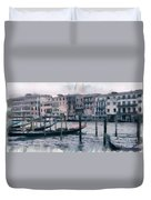 Venice Channels Duvet Cover