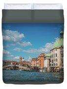 Venice Panorama Duvet Cover