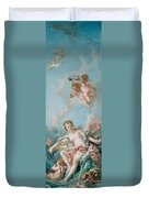 Venus On The Waves Duvet Cover
