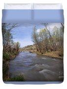 Verde River Duvet Cover
