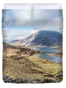 View From Glyder Fawr Duvet Cover