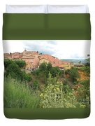 Village Roussillion Duvet Cover
