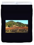 Vineyard 3 Duvet Cover