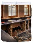 Vintage Kitchen Duvet Cover