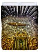 Virgen De Guadalupe 7 Duvet Cover