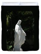 Virgin Mary Duvet Cover
