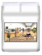 Virtual Exhibition - 33 Duvet Cover