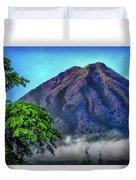 Volcan De Agua, Antigua Guatemala I Duvet Cover