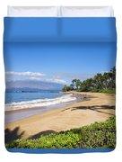 Wailea Ulua Beach Duvet Cover
