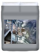 Walt Disney Hall Duvet Cover