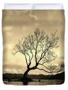 Wanaka Tree - New Zealand Duvet Cover