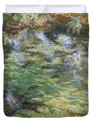 Water-lilies Duvet Cover