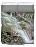 Water Spring Scene Duvet Cover