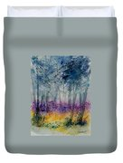 Watercolor  130608 Duvet Cover