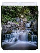 Waterfall Duvet Cover by Ivelin Donchev