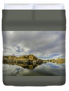 Watson Lake 2 Duvet Cover