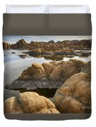 Watson Lake Arizona 13 Duvet Cover