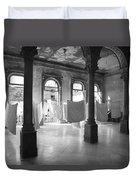 Wedding Party Noir Duvet Cover