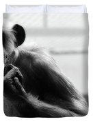 Welcome To The Zoo Duvet Cover