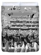 West Point Graduation Duvet Cover