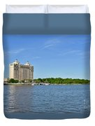 Westin Hotel On The Savannah Waterfront Duvet Cover