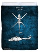 Westland Lynx Duvet Cover