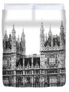 Westminster - London Duvet Cover