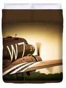 Whiskey Seven Duvet Cover