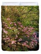 Wild Piedmont Azalea Duvet Cover