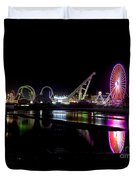 Wildwood New Jersey Duvet Cover