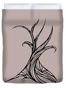 Willow Curve Duvet Cover