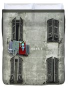 Windows Duvet Cover
