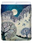 Winter Woolies Duvet Cover