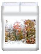 Winterfall  Duvet Cover