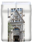 Witherspoon Building Duvet Cover