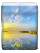 Wonderful Morning Duvet Cover