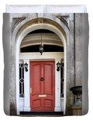 Wooden Door Savannah Duvet Cover