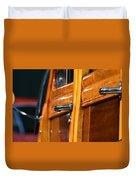Woodie Handle Duvet Cover