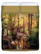Woodland Stream Duvet Cover
