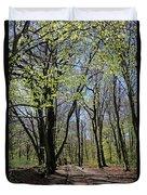 Woodland Walk England Duvet Cover
