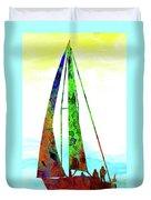 Yachtsman Duvet Cover