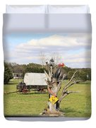 Yard Art 115 Duvet Cover