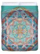 Yogi By The Sea Duvet Cover