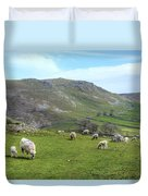 Yorkshire Dales - England Duvet Cover