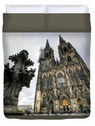 Cologne Germany Duvet Cover