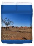 Death Tree Hidden Vlei Duvet Cover