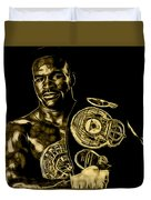 Evander Holyfield Collection Duvet Cover