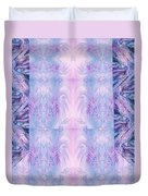 Floral Abstract Design-special Silk Fabric Duvet Cover